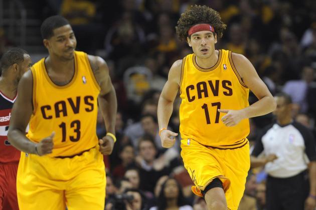 Spotlighting and Breaking Down Cleveland Cavaliers' Power Forward Position
