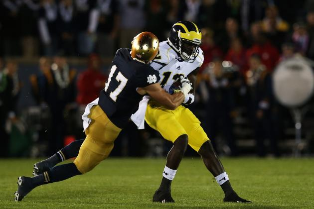 Michigan QB Devin Gardner: 'We Expect to Win Every Game'