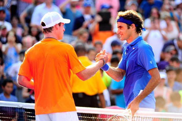 US Open Tennis 2013 Results: Complete Recap of Day 2 Scores