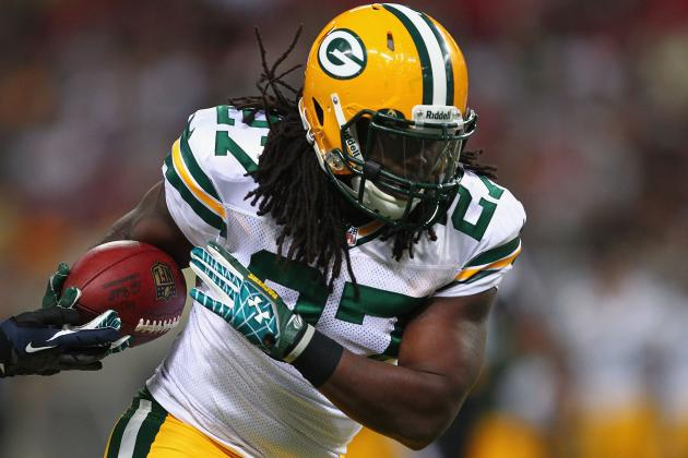 With Harris out for Season, Lacy, Others Need to Help Fill Holes