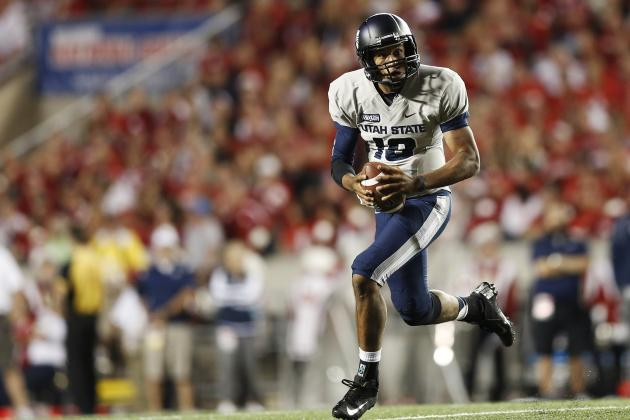 Utah State vs. Utah: TV Info, Spread, Injury Updates, Game Time and More