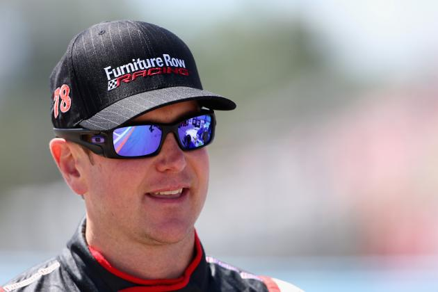 Will Kurt Busch Make More Fireworks on or off the Track at Stewart-Haas Racing?