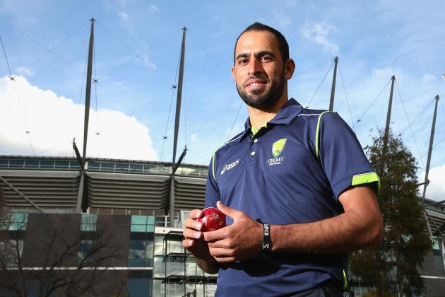 Fawad Ahmed Could Make Debut for AUS in First Twenty20 Match Against ENG
