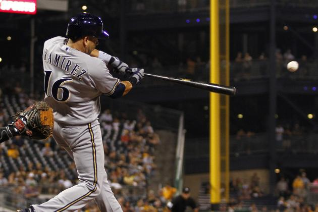 Brewers 7, Pirates 6: Aramis Ramirez Lifts Brewers over Pirates