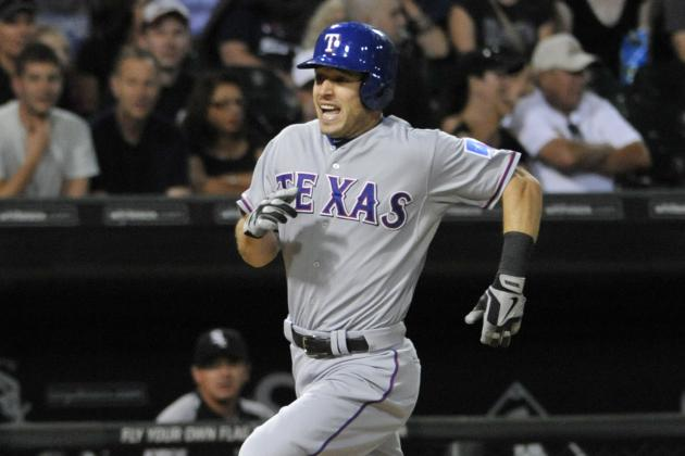 Atypical No. 3 Hitter Kinsler Steals a Win