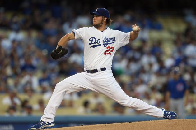 This Is What Clayton Kershaw Struggling Looks Like