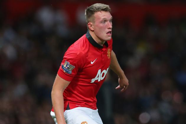 Manchester United:  What Is Phil Jones' Best Position?