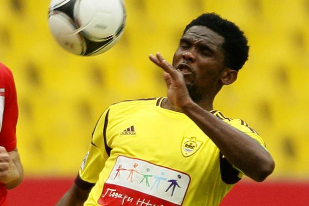 Chelsea Transfer News: Samuel Eto'o Is Not the Answer for Jose Mourinho