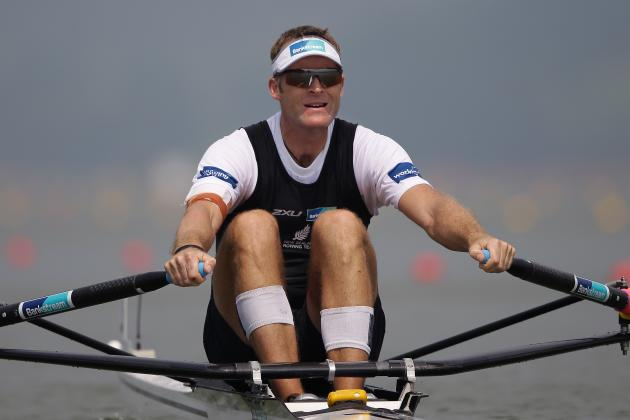 World Rowing Championships 2013: Mahe Drysdale Exits, Alan Campbell Advances