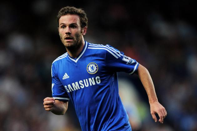Arsenal Transfer News: Why Juan Mata Would Transform Arsene Wenger's Side