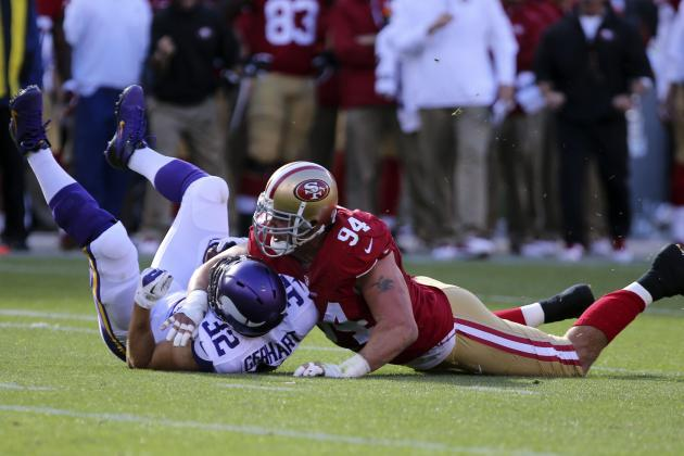 Updated Outlook for San Francisco 49ers Defense in 2013-2014
