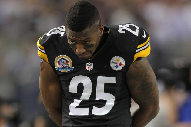 Steelers Safety Ryan Clark Gets Defensive About Low Hits