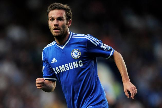 Chelsea Transfer News: Jose Mourinho's Comments Should End Juan Mata Speculation