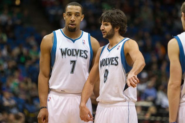 Strategic Changes Minnesota Timberwolves Must Make in 2013-14
