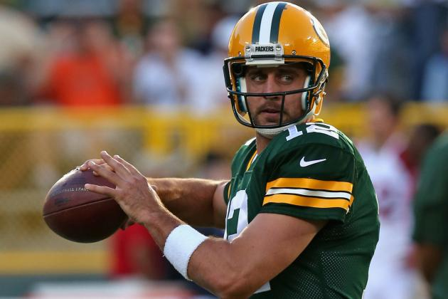 Fantasy Football 2013 Rankings: Top 30 Quarterbacks