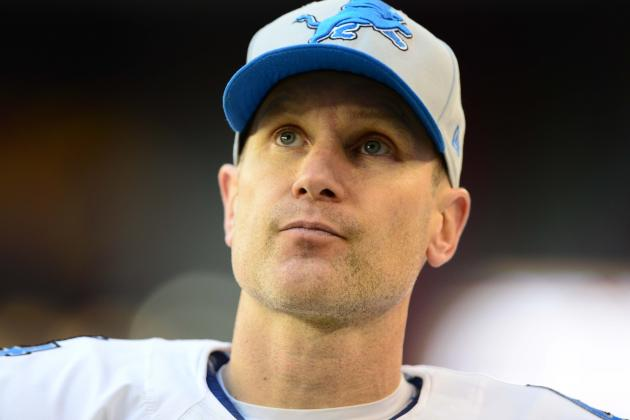 Jason Hanson Will Join Detroit Lions' Ring of Honor at Opener vs. Vikings