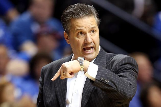 John Calipari Takes Honest, Laid-Back Approach to Recruiting Myles Turner