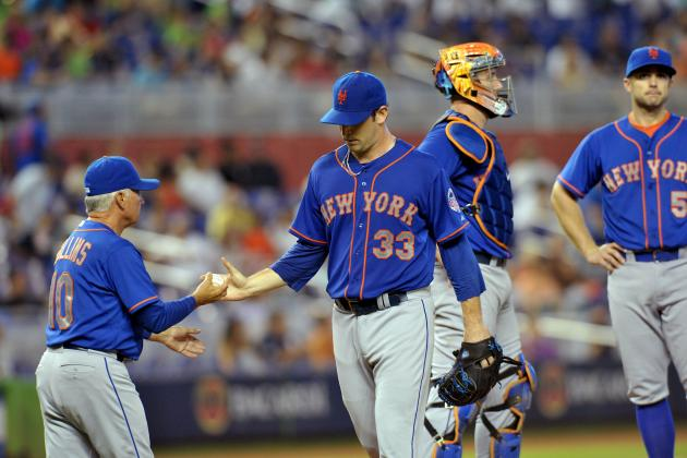 Why Harvey's Injury Is Not the Mets' Fault