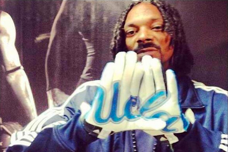 Snoop Dogg May Have a New Favorite College Football Team