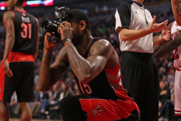 Spotlighting and Breaking Down Toronto Raptors' Power Forward Position