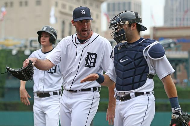 Verlander Still Struggling to Find 'It,' -- My Deadline Is the Playoffs'