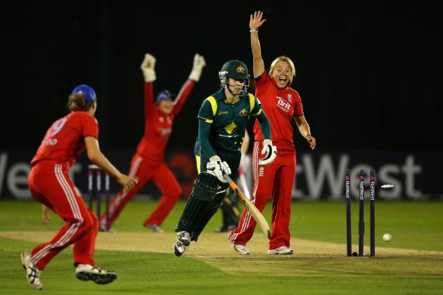 Women's T20 International 2013: Key Players to Watch in England vs. Australia