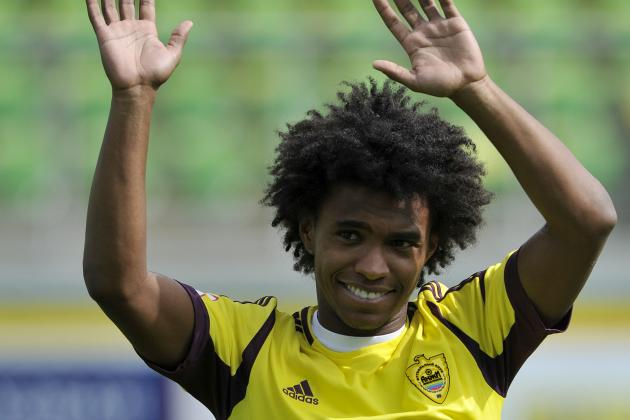 Has Willian Made a Mistake in Joining Chelsea Ahead of Liverpool and Tottenham?