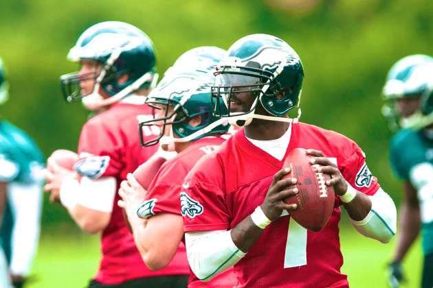 Chip Kelly Made the Absolute Correct Choice by Naming Mike Vick Eagles Starter