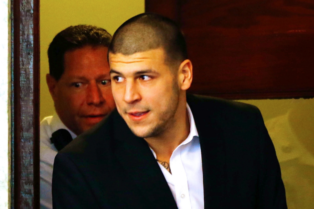 Aaron Hernandez's Life Detailed in Shocking Rolling Stone Profile