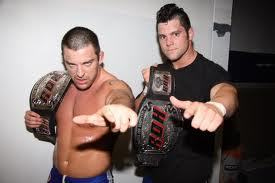 American Wolves Davey Richards and Eddie Edwards Receive WWE Tryout