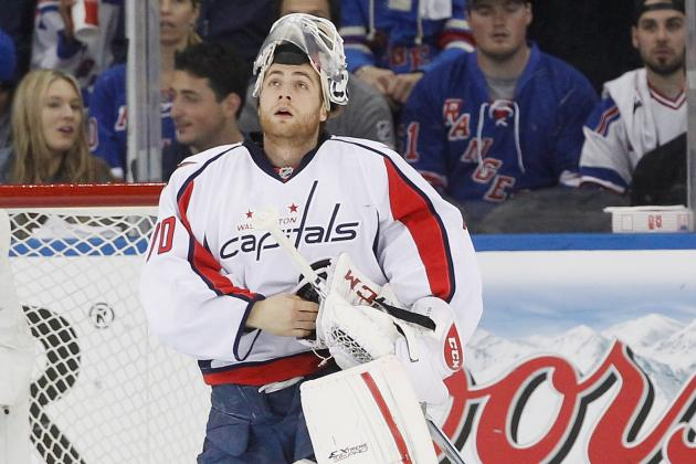 Yes, Braden Holtby Is That Good