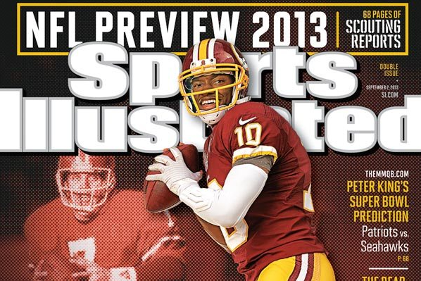 Sports Illustrated Regional Covers Feature NFL's Top Young QBs