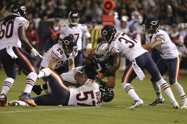 Bears' Defense Looks Primed, as Usual