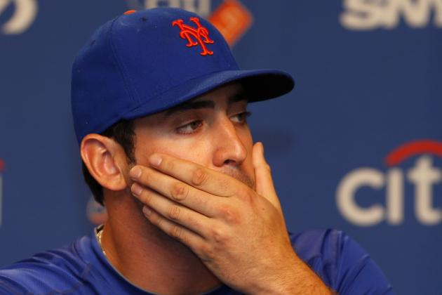 Matt Harvey: What His Injury Means for New York Mets' Offseason