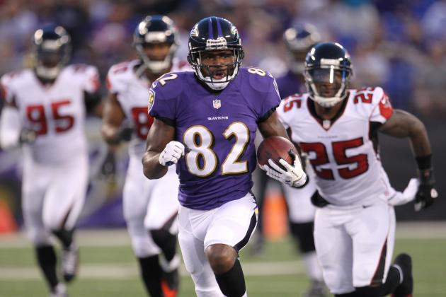 Torrey Smith Says He's More Than a Deep Threat for TheRavens