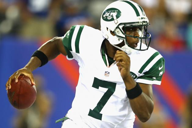Geno Smith Expected to Sit out New York Jets' Preseason Finale