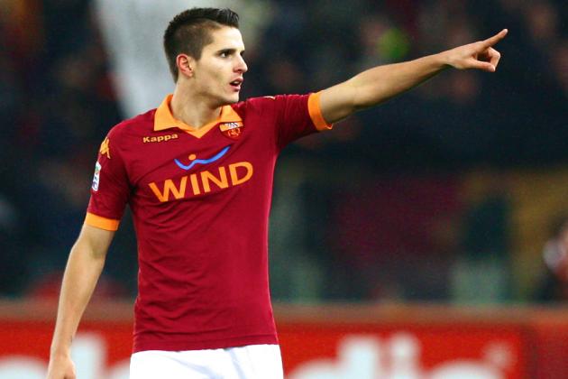 Erik Lamela to Tottenham: Spurs Sign Roma Star for €30 Million