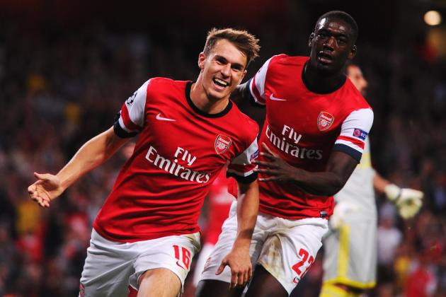 Is Aaron Ramsey the Key to Arsenal Success in Champions and Premier Leagues?