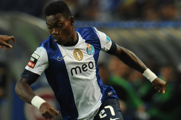 Do Chelsea Really Need to Add Porto Winger Christian Atsu to Their Ranks?
