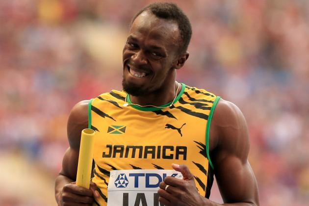 Bolt Sets Sights on 2016 Rio Triple-Gold Haul