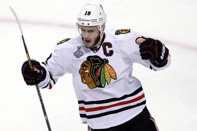 Why Jonathan Toews Is 'The Best Player on the Planet'