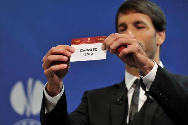 Teams Chelsea Want to Avoid in Champions League Group-Stage Draw