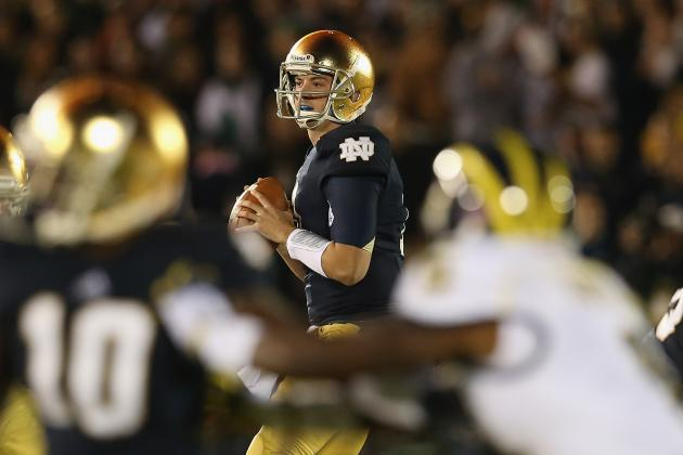 B/R's Notre Dame Lead Writer Reveals What to Expect from Tommy Rees in 2013