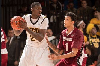 VCU Junior Forward Jarred Guest out 6-8 Weeks with Ankle Injury