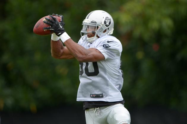 WR Streater Cleared for Practice