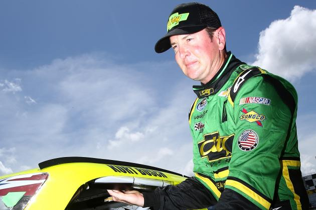 Kurt Busch Signing Signals Changing of the Guard at Stewart-Haas Racing