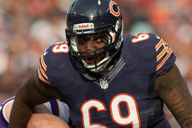 Bears Injury Updates: Henry Melton Expected to Be Cleared for Week 1