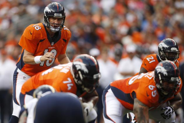 Peyton Manning Asks Denver Broncos Fans for Quiet