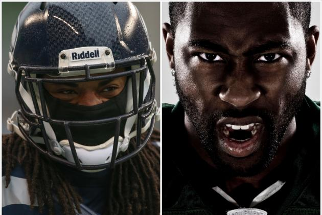 Darrelle Revis Speaks out on Rivalry with Richard Sherman