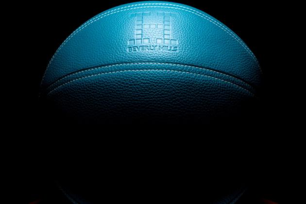 This Is What a $13,000 Basketball Looks Like